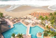 Sunscape Dorado Pacifico Ixtapa / Located in the heart of the beautiful beach town of Ixtapa on Mexico's popular Pacific coast, the oceanfront Sunscape Dorado Pacifico Ixtapa treats couples, singles and families to an Unlimited-Fun® getaway.