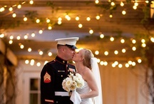 Wedding Wonders with String Lights & Lanterns / Ideas for lighting up & decorating wedding spaces. / by PartyLights.com
