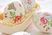 Easter / Easy Easter craft ideas for kids, Easter decorations, Easter basket ideas and more.