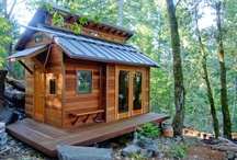 Dream Homes-Cabin Getaways / Some really cool places to share - we can all dream.