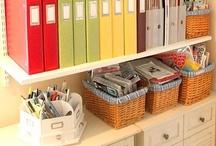 Organization Ideas / by Elise Gabrielle