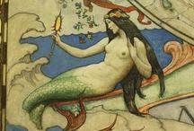 Mermaids / by Darla Wallace