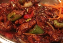 Chili Chicken / Indian style chinese chili chicken in gravy, cooked with lots of onions and green chilies. Very tasty, must try it out. Visit http://bestlifeblueprint.bizblueprint.com/healthy-recipies/chili-chicken