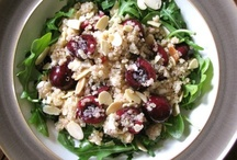 "Cherry Arugula Solstice Salad / Want to learn more about ""Cherry Arugula Solstice Salad""? Visit us @ http://bestlifeblueprint.bizblueprint.com/healthy-recipies/cherry-arugula-solstice-salad-1"