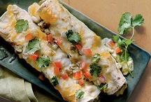 Chicken Enchiladas with Verde (Green) or Red Sauce / A typical Mexican dish, chicken enchiladas with Salsa Verde (green sauce) is a favorite. This is a traditional Mexican recipe using flour tortillas, a green salsa (made with tomatillos and jalapenos), chicken and cheese. Once you prepare all the ingredients, the enchilada assembly process is quite easy.  Visit us @ http://bestlifeblueprint.bizblueprint.com/healthy-recipies/chicken-enchiladas-with-verde-green-or-red-sauce