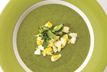 Chilled watercress spinach soup / Simple but luxurious, a classic recipe-you'll find it on the menu of a truly fine French restaurant. Visit us @ http://bestlifeblueprint.bizblueprint.com/healthy-recipies/chilled-watercress-spinach-soup