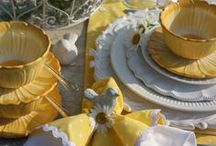 Table Settings / by Betty Kottkamp