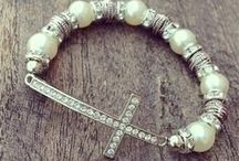 Cross Jewelry Collection / by Betty Kottkamp