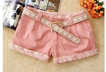 Trendy Pants, Shorts & Skirts / Cheap hot trendy jeans, pants, shorts, skirts and leggings for fashion wardrobe.
