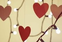Valentine's Day Lights / String lights and lanterns inspired by the romance and colors of Valentine's Day! If it's a DIY project, you can shop for regular mini string lights (http://www.partylights.com/Mini-Lights) or LED string lights (http://www.partylights.com/LED/LED-String-Lights). When there's a concern for the lights giving off too much heat, definitely go with LED! / by PartyLights.com