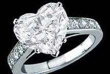 """Diamonds / They have been called """"A Woman's best Friend"""". / by Betty Kottkamp"""