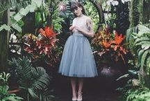 Tulle Skirts - Alexandra Grecco / Ladies, near and far, wearing Alexandra Grecco