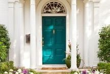 Front Yard Love / Doors, entryways, and porches