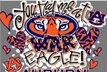 War Eagle / by Monica Preston