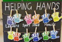 Classroom Organization Ideas / by Elise Gabrielle