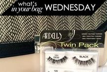 What's In Your Bag Wednesday? / by Ardell Lashes