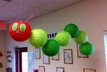 Creative Classrooms / Create a fun, inspiring atmosphere for the kids with creative classroom decorations. Transform Chinese paper lanterns into anything the you can imagine (or use some of these ideas), or just hang different colors around the room just for fun! / by PartyLights.com