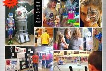 And now for ROBO-CON 2016. And beyond! ...idea board / Lapeer ROBO-CON 2014 and 2015 were awesome! Time to start gathering ideas for ROBO-CON 2016...and beyond! / by Elizabeth Lowe