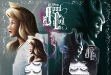 Ardell Disney Good VS Evil Collection / Ardell Lashes Introduces Limited Edition Good vs Evil Collection available October 2014 exclusively at select Walgreens stores nationwide and online at drugstore.com. / by Ardell Lashes