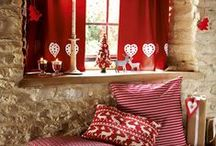 Christmas interior ideas / Taking a sneak peek in other people's homes to find inspiration for Christmas interior ideas