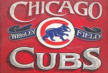 Chicago Cubs 2015 / Baseball / by Betty Kottkamp