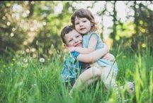 Classic family portraiture by KLC