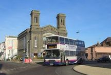 March to April 2016 / Bus activity in the East Norfolk and East Suffolk area of England during the months of March and April 2016. Whilst the board concentrates on the Great Yarmouth and Lowestoft area there are reports from elsewhere in the UK