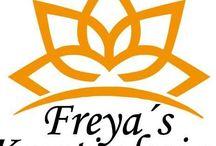 Freya's Kreativdesign / Meine selbstgemachten Kreativideen