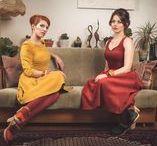 Fashion & Designs / 50s 60s Vintage Inspired Fashion