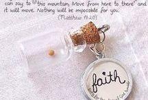 Faith / by Candy Otter
