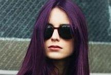 hair / by Cydney Perske