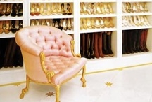 Closet Candy & Dressing Rooms / by Katherine Lipton