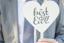"When I Say ""I Do"" / by Hayley LeBlanc"