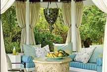Gardens and Outdoor Spaces / by Katherine Lipton