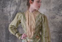Victoriana / A collection of romantic Victorian clothes