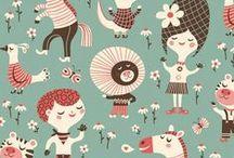 Pattern Print kids