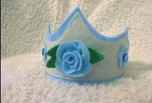 Dressup / Collection of DIY Crowns, Capes, Masks, Tutus and more.  Dressup stuff! (or everyday wear) / by Kerri S.