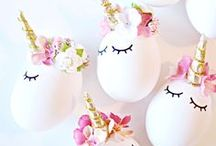 EASTER IDEAS / Collection of all things Easter that inspire us to create!