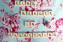 Quotes I love / by Kate Losavio