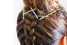 *do it up* / stila loves these hair looks!