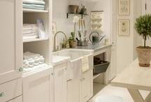 Laundry Rooms & Mud Rooms / by Katherine Lipton