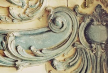 Painted and Distressed Finishes / by Katherine Lipton