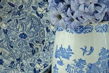 Blue and White / by Katherine Lipton