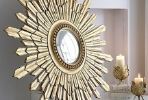 Mirror, Mirror on the Wall and the Furniture / by Katherine Lipton