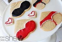 Cookies N Cupcakes / by Toni Ann Strel