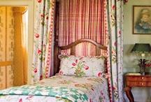   bedrooms   / by Debbie Chatfield