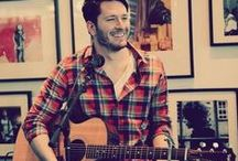 OWL CITY / This man. I cannot express how much I thank God for who Adam       is and what he does.  / by Valerie Ann