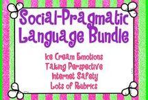 Social/Emotional SLP