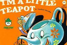 I'm a little Teapot / Tea pots / by Judith Bennett
