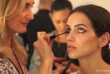 *stila at fashion week* / Stila was so excited to be a part of New York Fashion Week #SS2014. Here's some of the behind-the-scenes shots of the group amazing designers we got to provide the makeup for...